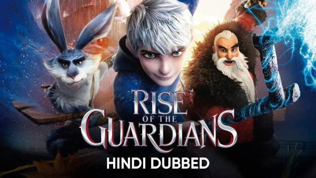Rise of the Guardians (Hindi Dubbed)