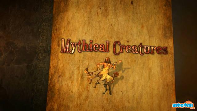 Mythical Creatures from around the World - Part I