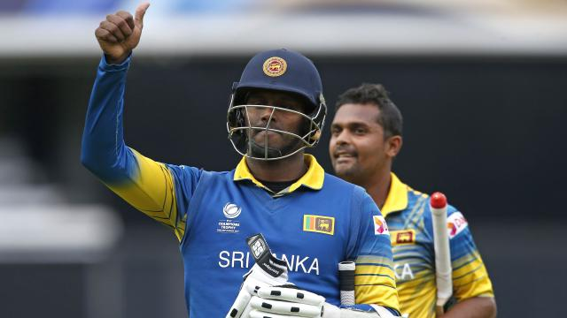 Despite not in playing XI, Mathews is a huge addition to SL team