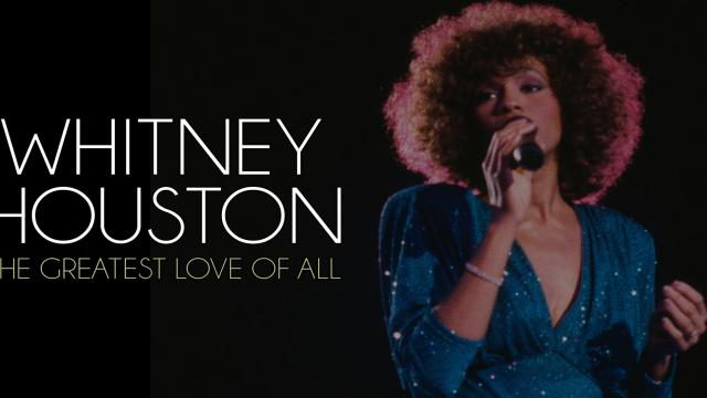 Whitney Houston The Greatest Love of All