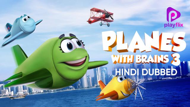 Planes With Brains 3 (Hindi Dubbed)