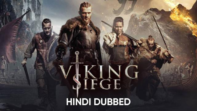 Vikings Seige (Hindi Dubbed)