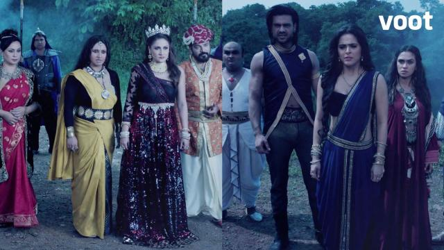 Will Chandrakanta and Irawati unite?