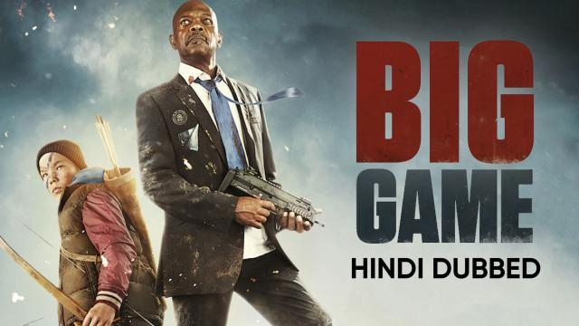 Big Game (Hindi Dubbed)   Vertical Preview