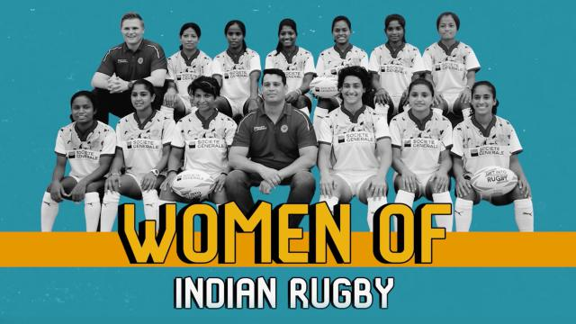 Women of Indian Rugby