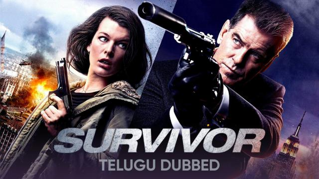 Survivor (Telugu Dubbed)