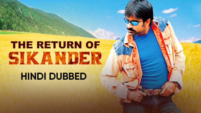 The Return of Sikander (Hindi Dubbed)
