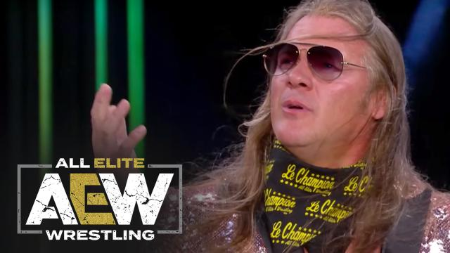 DID VANGUARD 1 JOIN THE INNER CIRCLE? | AEW DYNAMITE 3/25/20, Empty Arena