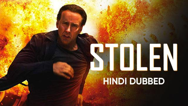 Stolen (Hindi Dubbed)