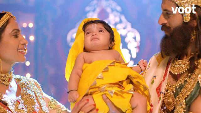 The birth of Lord Ram!