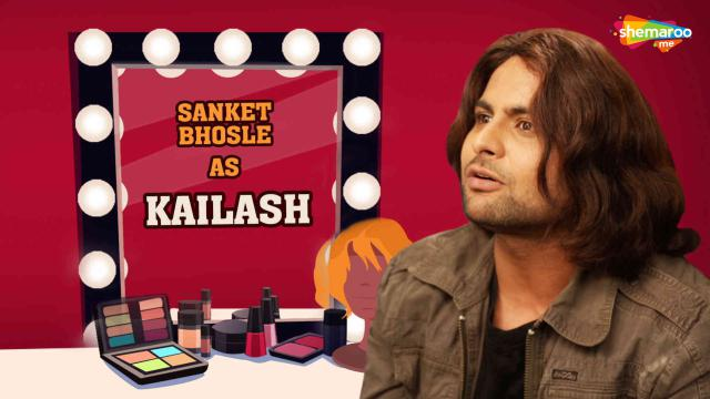Sanket Bhosle as Kailash