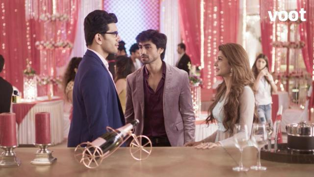 Jealousy strikes Aditya hard!