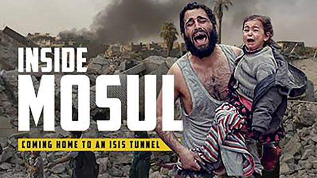 Coming Home To An ISIS Tunnel