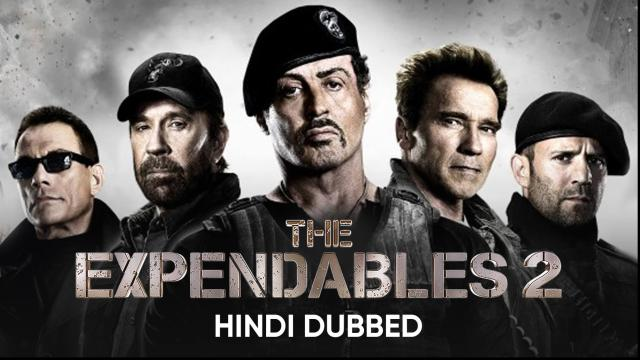 The Expendables 2 (Hindi Dubbed)