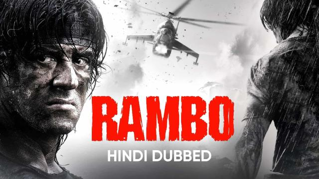 Rambo (Hindi Dubbed)