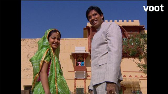 Bhairon considers Anandi lucky for the family