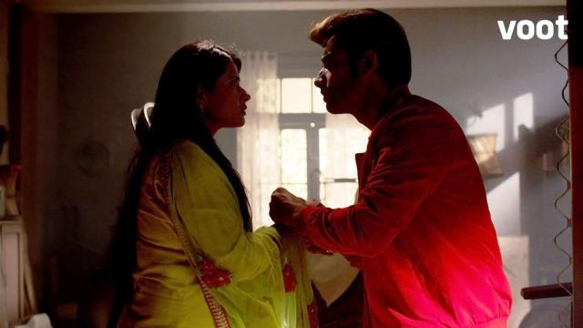 Tanu and Rishi recognize each other