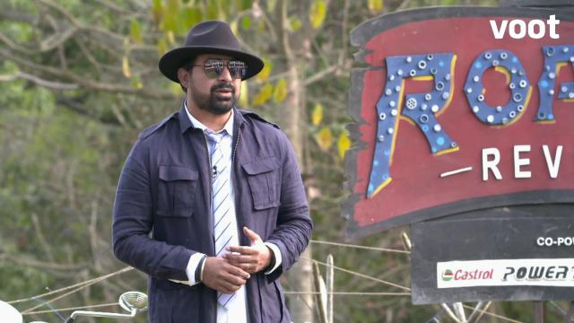 Rannvijay does it again!