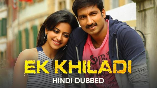 Ek Khiladi (Hindi Dubbed)