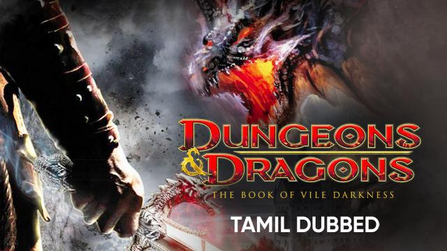 Dungeons & Dragons: The Book of Vile Darkness (Tamil Dubbed)