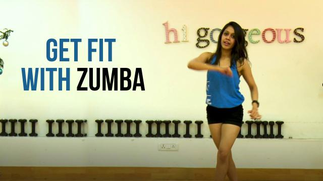 Get Fit WIth Zumba