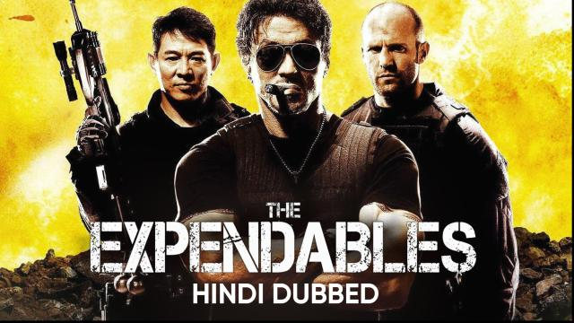 The Expendables (Hindi Dubbed)