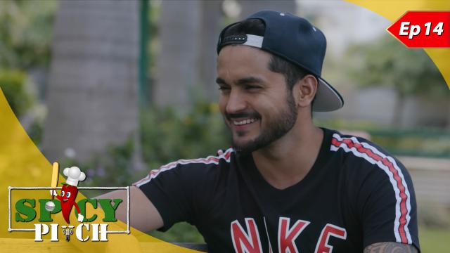 Spicy Pitch Episode 14: Manish Pandey