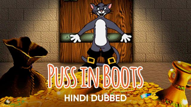Puss in Boots (Hindi Dubbed)