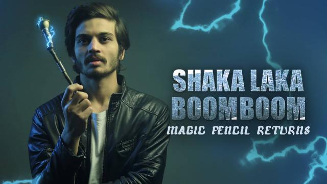 Shaka Laka Boom Boom : Magic Pencil Returns