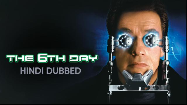 The 6th Day (Hindi Dubbed)