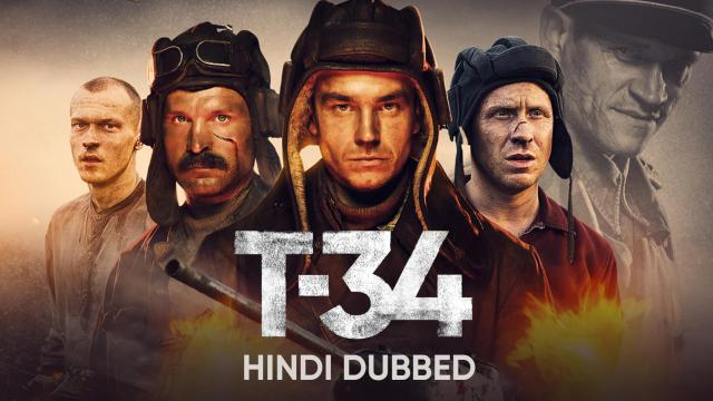 T-34 (Hindi Dubbed)