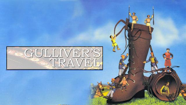 Gulliver's Travels (2016)