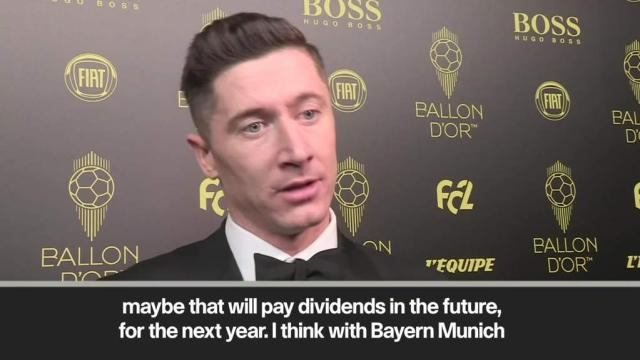 Lewandowski promises special 2020 for Bayern Munich