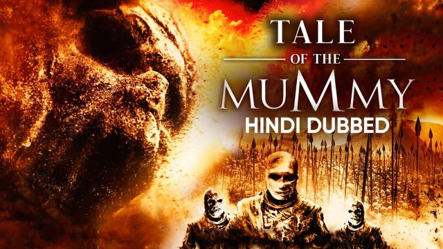 Tale Of The Mummy (Hindi Dubbed)