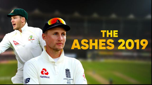 The Ashes 2019