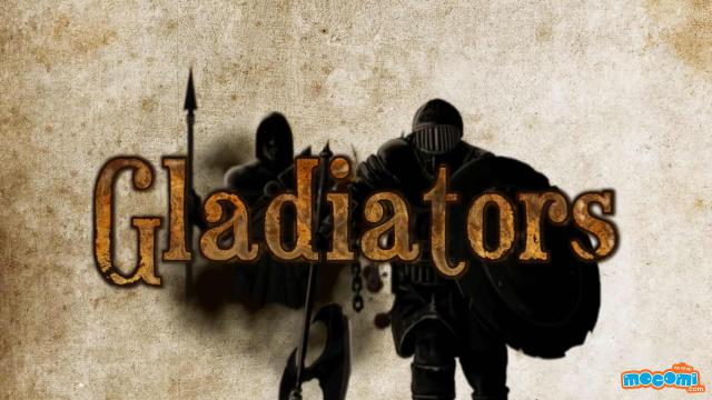 Gladiators of Rome Rise and Fall