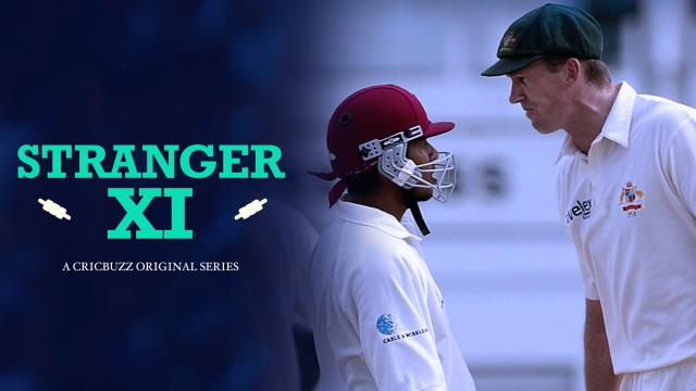 Stranger XI S1E7: Should sledging be allowed in cricket?