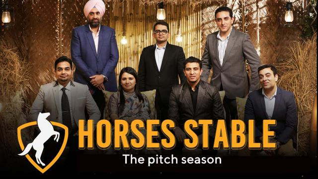 Horses Stable: The Pitch Season