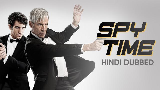 Spy Time (Hindi Dubbed)