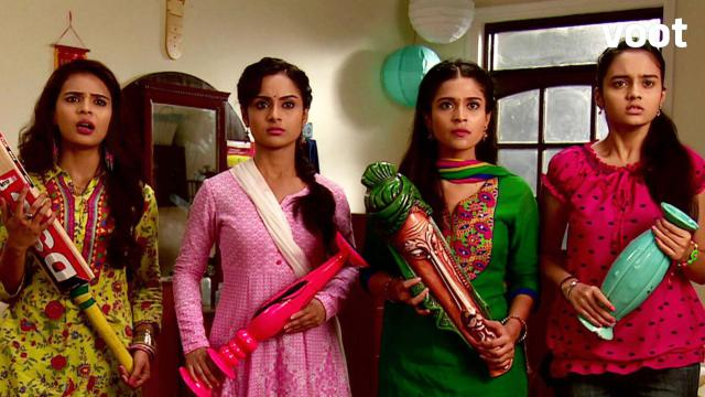 Shastri sisters get a new home!