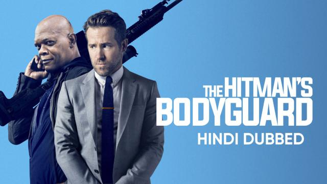 The Hitman's Bodyguard (Hindi Dubbed)