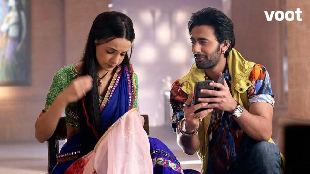 Sumer misbehaves with Parvati
