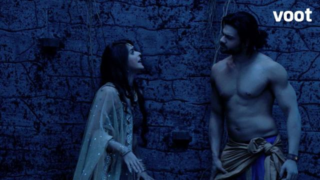 Chandrakanta is trapped with Veer!