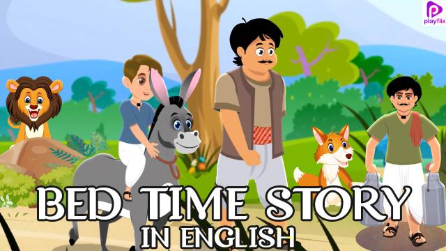 Bed Time Stories (Hindi)