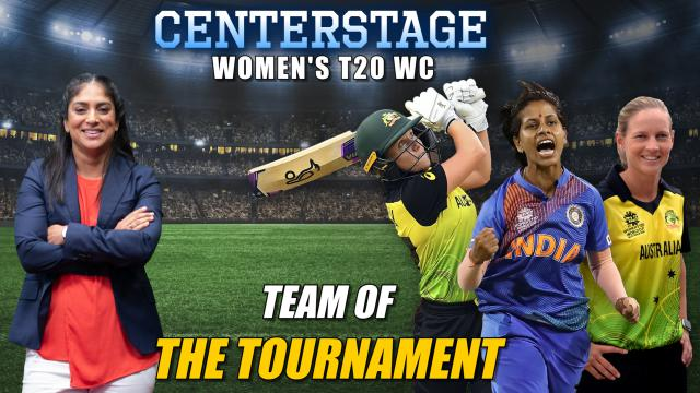 Centerstage: 2020 T20 World Cup Team of the Tournament