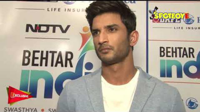 OMG! Sushant Singh Rajput Abuses His Fans | Exclusive | Bollywood News