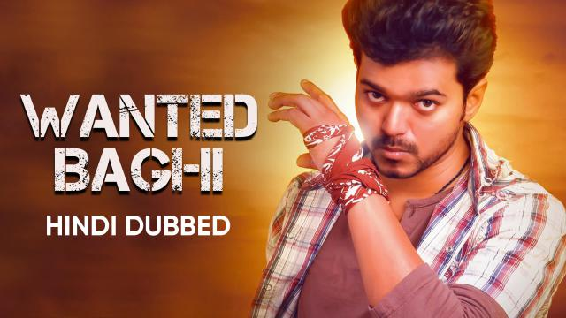 Wanted Baghi (Hindi Dubbed)