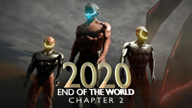 2020 - End Of the World: Chapter 2 (Short Film)