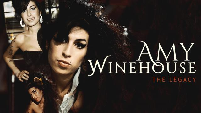 Amy Winehouse The Legacy