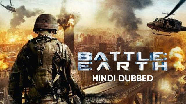 Battle Earth (Hindi Dubbed)